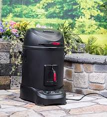 table top electric smoker best small portable mini table top compact electric smoker