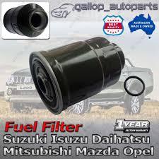 mitsubishi fuel filter mb220900 daihatsu isuzu mazda opel suzuki