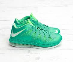 nike air max lebron x low easter edition photos stack