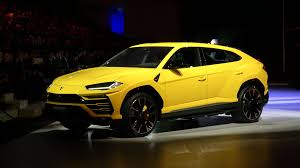 suv bugatti lamborghini unveils all new urus the fastest suv in the world