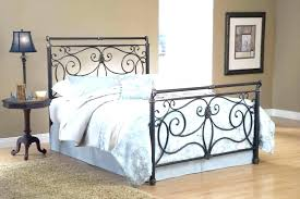 Rod Iron Headboard Buy Wrought Iron Headboard Wrought Iron Headboards Wrought