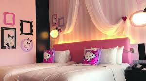 25 adorable kitty bedroom decoration ideas girls