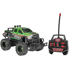 rc monster jam trucks ford f 250 super duty 1 14 rc monster truck walmart com
