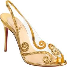 wedding shoes india golden chain christian louboutin bridal shoes price in india