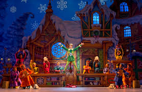thanksgiving musical exclusive interview with marie lemon of elf the musical austin