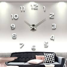 mirrored clocks wall sanit infotech multicolor wall clock snapdeal
