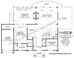 cottage home floor plans walkers cottage house plan