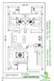 scale floor plan 13 best 25x45 house plan elevation drawings map naksha images on