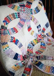 Double Wedding Ring Quilt by Quilts We U0027ve Made Double Wedding Ring