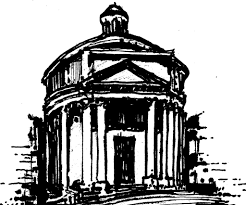 3 3 1 1 the circular church plan quadralectic architecture