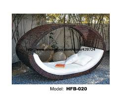 aliexpress com buy bird u0027s nest design creative rattan sofa bed