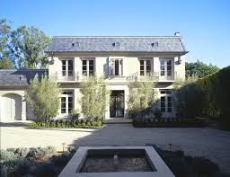 french country farmhouse decor landscape transitional with mass