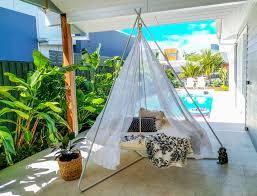 tiipii hammock frame the garden house