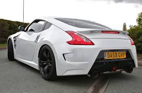 nissan 370z with body kit 370z gt ultimate 7at from uk nissan 370z forum
