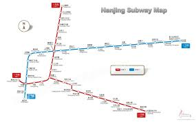 Beijing Subway Map by Nanjing Map Map Of Nanjing U0027s Tourist Attractions And Subway