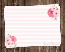personalized notecards personalized notecards the invite