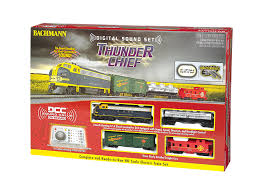 thunder chief with digital sound ho scale 00826 365 00