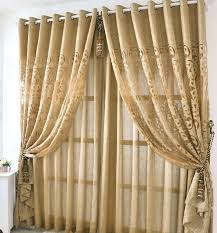 Coloured Curtains Alluring Gold Coloured Curtains Decorating With Coloured Curtains