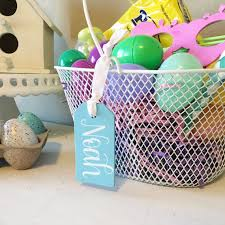 personalized easter basket liners personalized easter baskets diaries of a domestic goddess