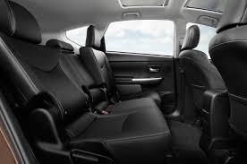 toyota chr interior 2015 toyota prius c v pack more leds for 2014 l a auto show