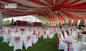 wedding tent 50x50m luxury wedding tent with decorations liri tent