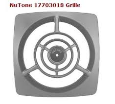 Central Bathroom Exhaust Fan Nutone Chrome Exhaust Fan Cover Still Available As A Replacement