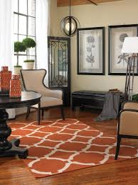 Orange And Black Rugs Awesome Carpet Rugs For Living Room Using Orange And White Pattern