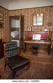 livingroom glasgow living room living room tenement house glasgow stock photo