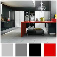 Kitchen Design Triangle by Design Tips The Straight Kitchen Homelane Economical Layout