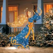 Outdoor Christmas Decor Angels by 60 Angel Outdoor Christmas And Christmas Decor