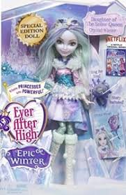 after high dolls where to buy after high winter doll with epic winter playset buy
