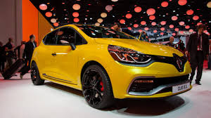 renault yellow this is the new renault clio rs top gear