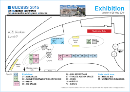 exhibition floor plan u2013 eucass 2015 u2013 6th european conference for