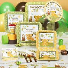lion king baby shower decorations lion king baby shower decorations party city baby showers design