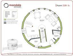 Nelson Homes Floor Plans by Aspen Series Floor Plans Mandala Homes Prefab Round Homes