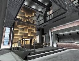 cush design studio portfolio concept hotel 3d renderings idolza