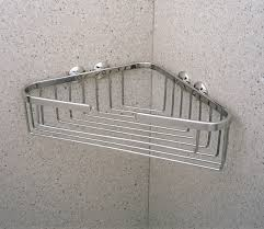 another side of corner shower caddy u2014 wow pictures