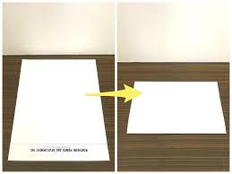 diy letter envelope the blog of light ong