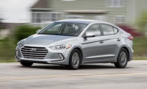 hyundai accent 201 2017 hyundai elantra eco drive review car and driver