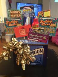 birthday baskets for him 60th birthday gifts for him