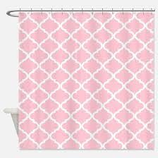 pink shower curtains cafepress