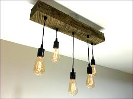 living room wood and iron light fixtures 30 inch top mount