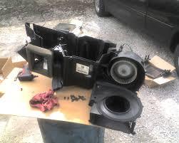 heater dodge dakota heater blower motor and evap replaced
