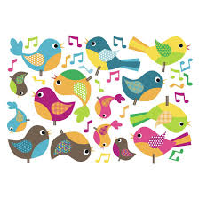 bird wall stickers for kids ethical market bird wall stickers for kids