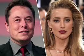 Heard If Elon Musk U0027s Mom Met Amber Heard She Doesn U0027t Remember