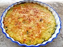 cuisiner de la courgette recette du gratin de courgettes et poireaux au millet