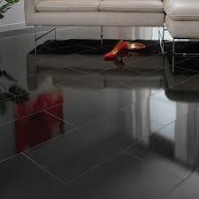 black gloss vinyl flooring amazing for floor home design