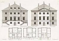 Clarence House Floor Plan by Marble Hill House Wikipedia
