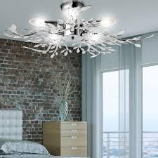 Wohnzimmer Lampen Led Led Deckenlampe Im Blätter Design Lampen U0026 Möbel Innenleuchten