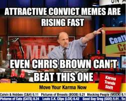 Attractive Convict Meme - wife beater jokes kappit